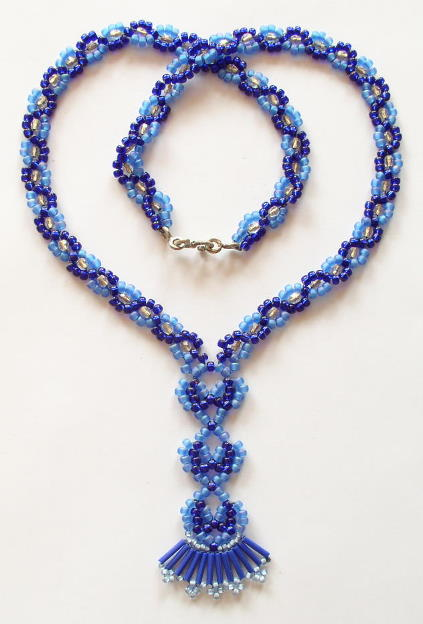 Russian Shell Necklace Bead Kit