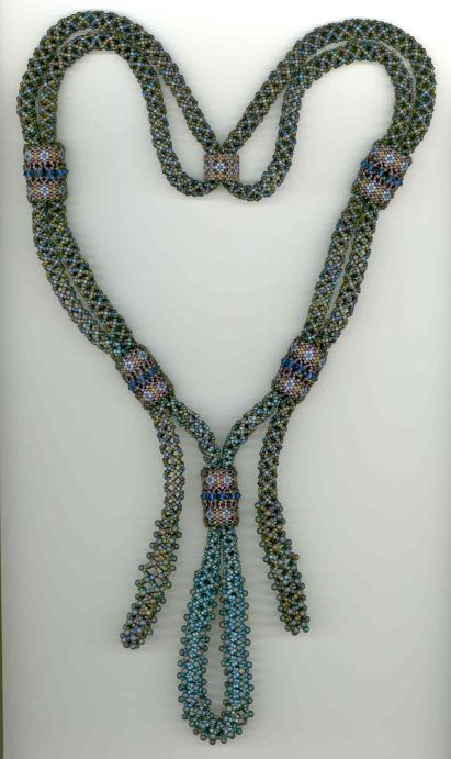 Bolo Necklace Bead Kit