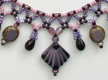 Coker Black and Mauve