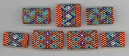 Sante Fe Style Beaded Bead kit