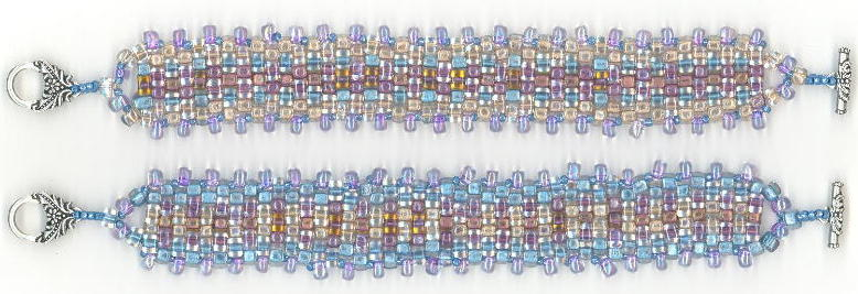 Peyote Bracelet Bead Kit