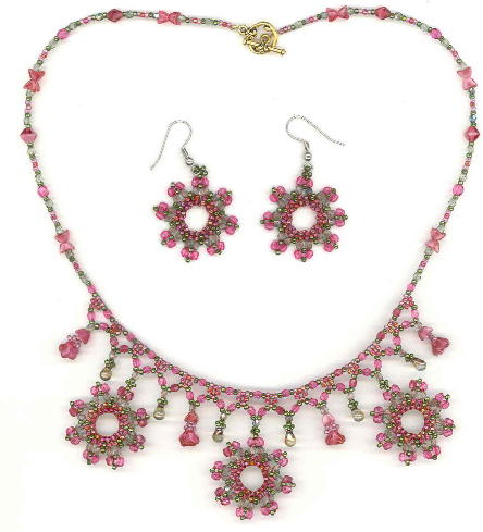 Star Flower Bead Kit
